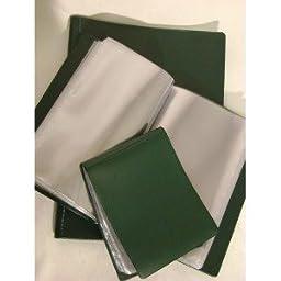 Nyrex Army Document Folder A5 - 40 Page