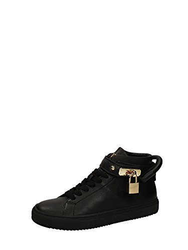 Cult CLE101920 Sneakers Donna Pelle Nero Nero 36