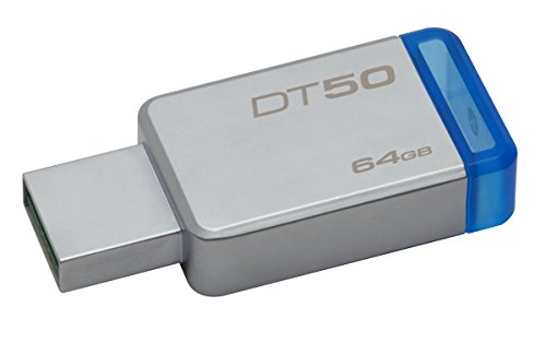 Kingston DataTraveler 50 64 GB USB-Speicherstick 3.0