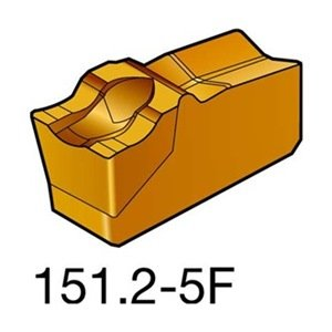 Carbide Part Insert, R151.2-250 15-5F 235, Pack of 10