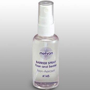 Mehron Barrier Spray Fixer & Sealer 2oz