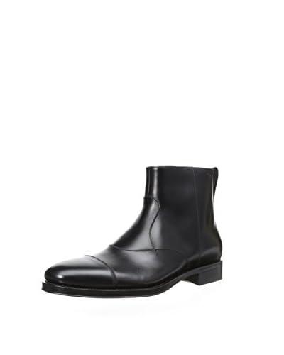 Salvatore Ferragamo Men's Palace Cap Toe Boot