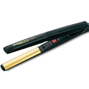 ceramic flat iron RED (1/2