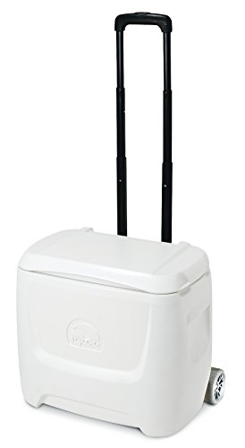 Igloo Marine Breeze Roller Cooler (28-Quart, White) (White Roller Cooler compare prices)