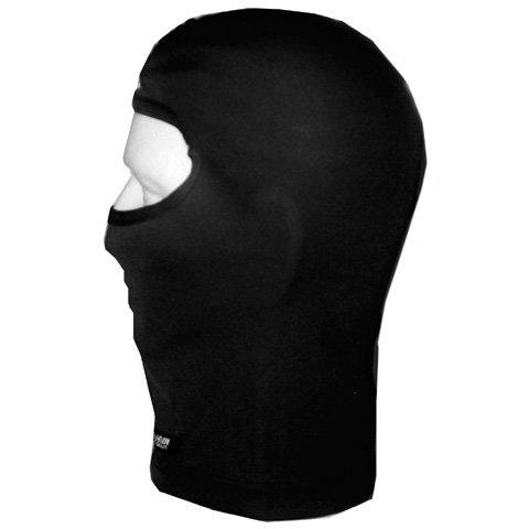 Katahdin Gear Kg Polyester Face Mask - Kids - Black Kg01012