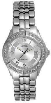 GUESS Stainless Steel Bracelet Watch
