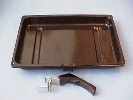 General Electric Cooker Grill Pan & Handle