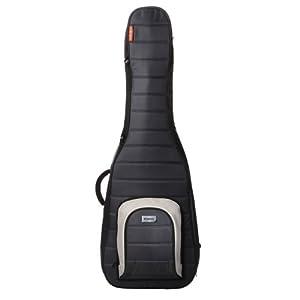 MONO M80-2B-GRY Dual Electric Bass Guitar Case