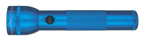 Maglite LED 2-Cell D Flashlight, Blue
