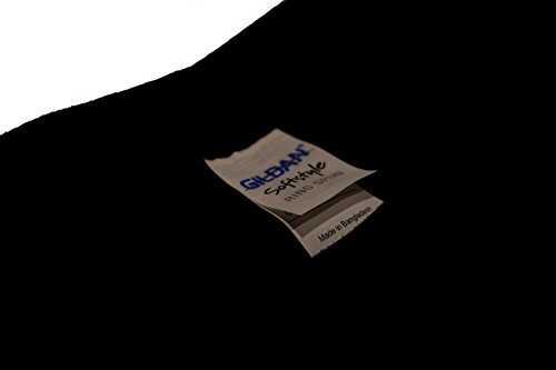 5-Pack-GILDAN-Softstyle-Mnner-Herren-Arbeitskleidung-T-Shirts-brandneue-Grohandel-T-Shirts-alle-Farben-und-Gren-XL-Mens-44-46-Inch-Chest-Black