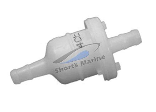 OEM Mercury Marine Outboard 4-Stroke Under Cowl Inline Fuel Filter 35-16248