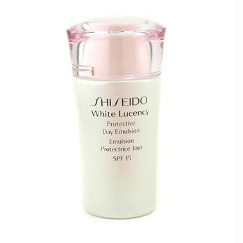 Shiseido White Lucency Perfect Radiance Protective Day Emulsion SPF 15 - 75ml/2.5oz