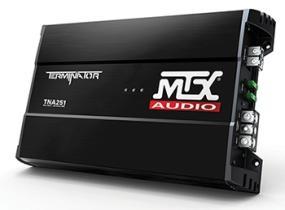TNP212DMTX Car Subwoofer Enclosure And Amplifier MTX Audio