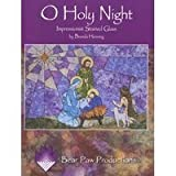 img - for O Holy Night: Impressionist Stained Glass book / textbook / text book