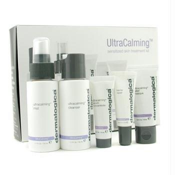 Ultracalming Sensitized Skin Treatment Kit: Cleanser + Mist