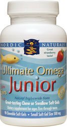 Nordic Naturals - Ultimate Omega Junior (Strawberry) - 90ct