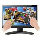 Viewsonic VX2258WM 22-Inch (21.5-Inch Vis) Multi-Touch Full HD Monitor with ....