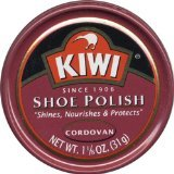 Kiwi Cordovan Shoe Polish, 1-1/8 oz
