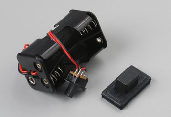Traxxas Battery Holder w/Switch Cover