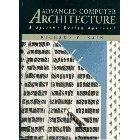 echange, troc KAIN RICHARD Y. - Advanced Computer Architecture: A Systems Design Approach (Livre en allemand)