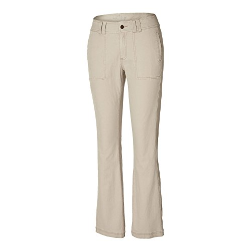 Royal Robbins Women's Billy Goat Stretch 5-Pocket Pants,SANDSTONE ,6-Regular (Royal Robbins Womens Pants compare prices)