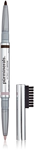 Pur Minerals Wake Up Brow Dual-Ended Brow Pencil, Mocha, 0.01 Ounce (Pur Mineral Eyeliner compare prices)