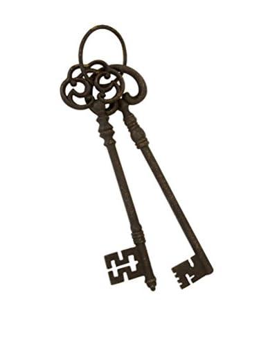 Oversized Keys, Rust