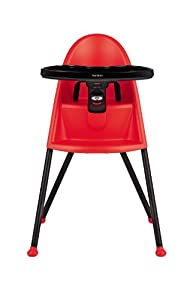 BABYBJORN High Chair, Red