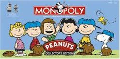 Imagen de Usaopoly Peanuts Monopoly