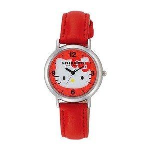 [キューアンドキュー]Q&Q 腕時計 ハローキティ HELLO KITTY HK15-132 レディース/キッズ