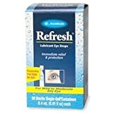 Refresh Classic, Lubricant Eye Drops 50 ea