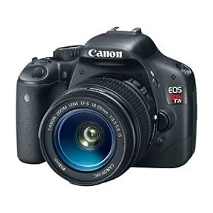 13. Canon EOS Rebel T2i 18 MP CMOS APS-C Sensor DIGIC 4 Image Processor Full-HD Movie Mode Digital SLR Camera with 3.0-inch LCD and and EF-S 18-55mm f/3.5-5.6 IS Lens Price: $649