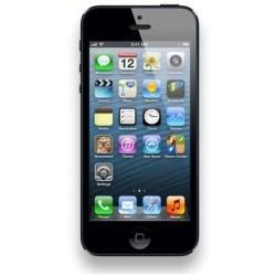 Apple iPhone5 - Móvil libre (pantalla táctil de 4 pulgadas, 16 GB de capacidad), color negro