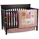 Cocalo Zurie Four Piece Crib Set