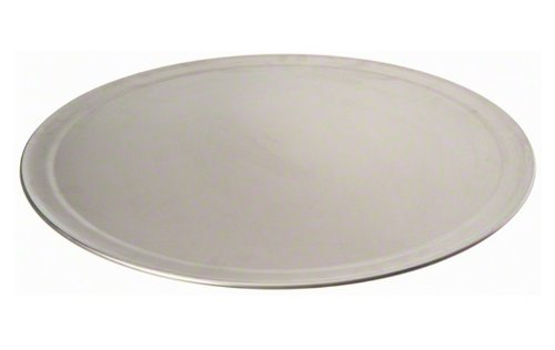 American Metalcraft TP19 TP Series 18-Guage Aluminum Standard Weight Wide Rim Pizza Pan, 19-Inch