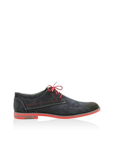 zapato Zapatos derby Azul Oscuro