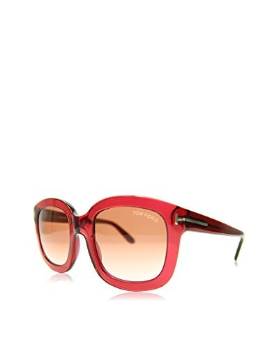 Tom Ford Occhiali da sole FT-CHRISTOPHE 0279S-68T (53 mm) Rosso