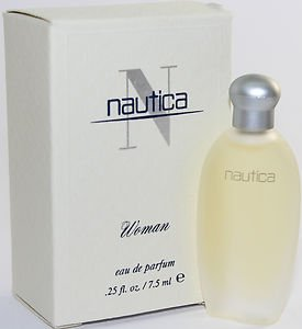 Nautica For Her Eau De Parfum 7.5 ml Splash