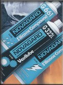 Novagard Versilube G321 Extreme Temperature Range Grease, Mil-G-46886B, 5.3 oz Tube