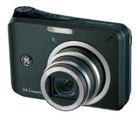 GE A1455 14MP 5x Zoom Digital Camera