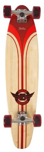Mindless ML2000 Raider Red Complete Longboard