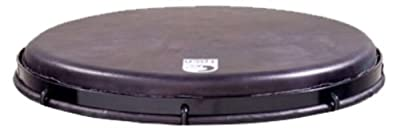 Toca TP-FHMB10 10-Inch Black Goat Skin Head for Mechanically Tuned Djembe by Toca
