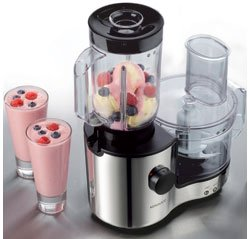 220-240 Volt/ 50-60 Hz Kenwood Fp196 Food Processor, Overseas Use Only, Will Not Work In The Us