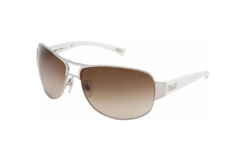 D&G-DD6056-062/13 SILVER WITH BROWN GRADIENT 