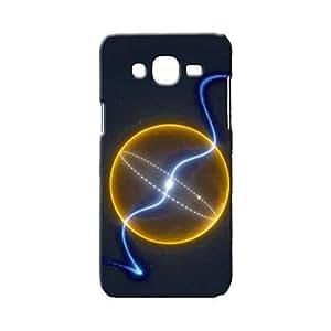 BLUEDIO Designer Printed Back case cover for Samsung Galaxy Grand 2 - G4877