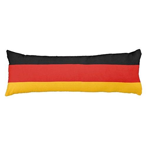 Bandiera tedesca colori le tue idee Cuscino