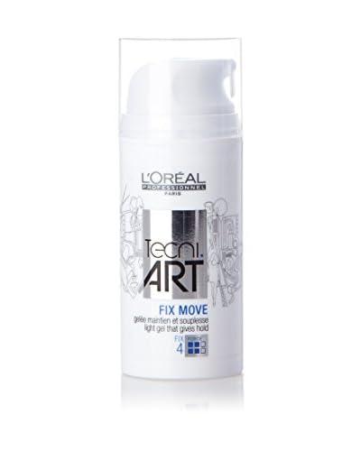 L'Oreal Tecniart Gel Capilar Tecni Art New Reno Fix Move Nº4 100 ml