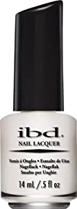 IBD Nail Lacquer, Whipped Cream, 0.5 Fluid Ounce