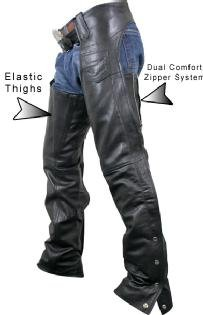 Leather Ladies Advanced Dual Comfort Premium