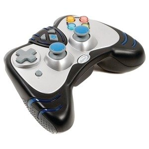 Xbox 360 Turbofire Wireless Controller - Black
